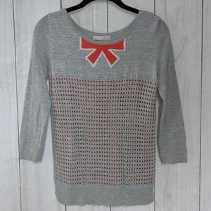 Hinge 3/4 length Sweater XS